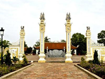 Đền Trần Hưng Đạo